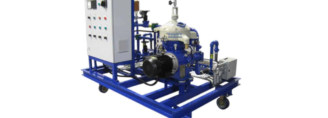 turbine lube oil centrifuge