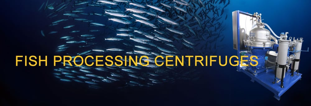 Fish Oil Processing Centrifuge - Alfa Laval