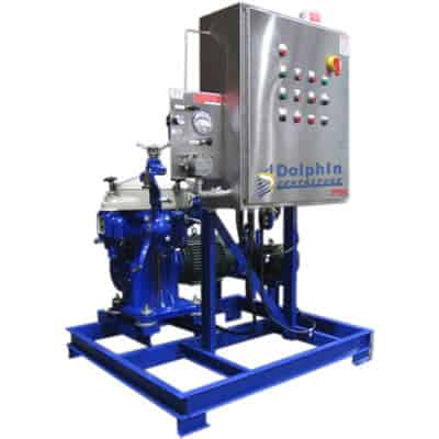 Alfa Laval Class I Div 2 Diesel Centrifuge - Offshore