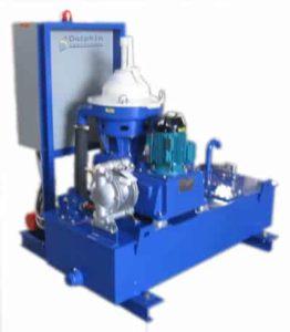 Alfa Laval WSPX-303 Aqueous Cleaner Fluid Centrifuge