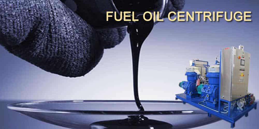Alfa Laval Fuel Oil Centrifuge