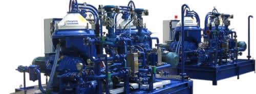 Heavy Fuel Oil Separator System - Duplex