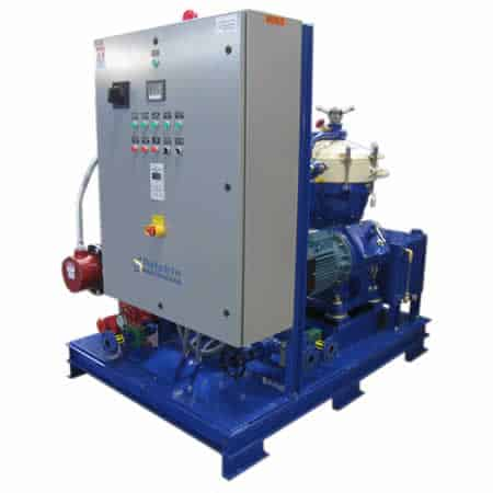 Alfa Laval MAB 206 Diesel Centrifuge Package