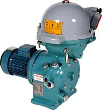 Washer Fluid Centrifuge - Alfa Laval WSB-203