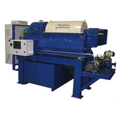 Sharples-P-3000-Waste-Water-Decanter-Centrifuge