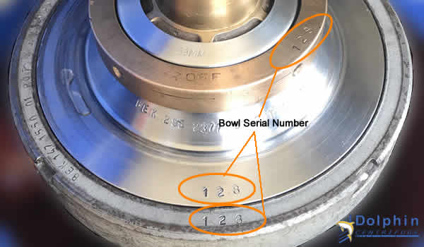 Disc Bowl Serial Number Match