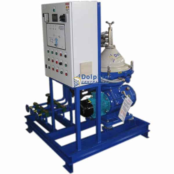 Self-Cleaning Alfa Laval Hydraulic Oil Separator