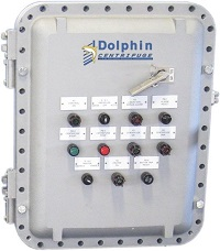 Explosion Proof Centrifuge Control System