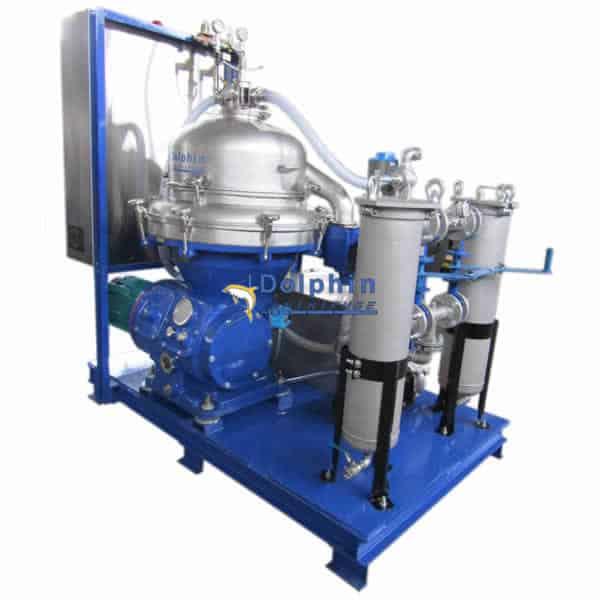 Clarifier Centrifuge for Ethanol