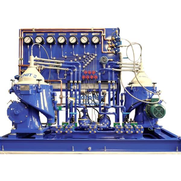 Alfa Laval MOPX 205 Duplex Centrifuge System Diesel