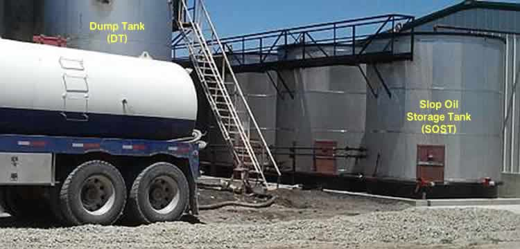 crude oil tank bottom 1