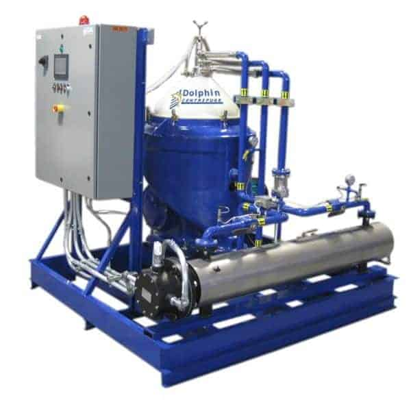 Alfa Laval MOPX213 Quenching Oil Centrifuge Package