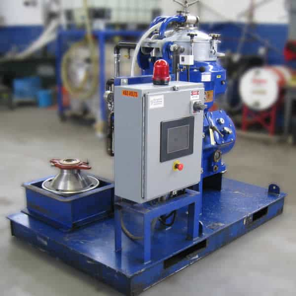 Alfa Laval MAPX 207 Self Cleaner