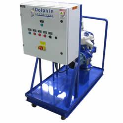 Steam Turbine Lube Oil Cart