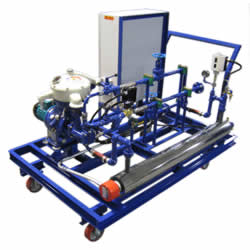 Hydraulic Oil Mobile Cart