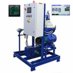 Alfa Laval WHPX405 Centrifuge Quench Oil