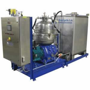 Biotech Pharmaceutical Industrial Centrifuge