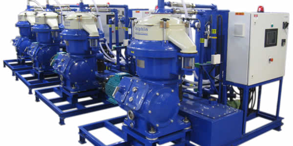 Industrial Centrifuge Systems for Waste Oil