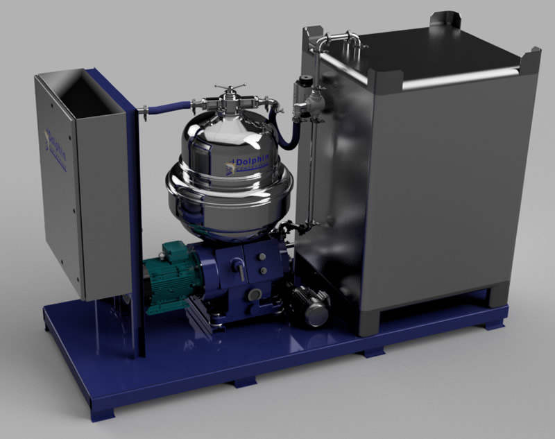 Alfa Laval BRPX 213 Stainless Steel Centrifuge Explosion Proof