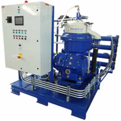 Alfa Laval MOPX207 System for Industrial Oils