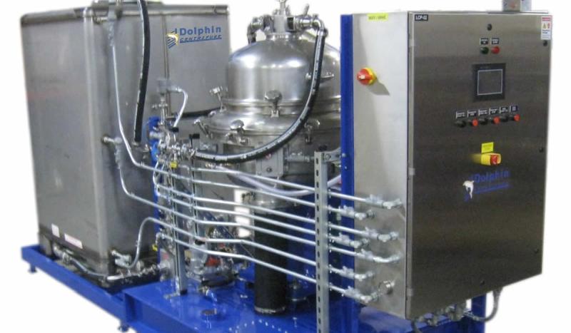 Hemp Extraction Centrifuge
