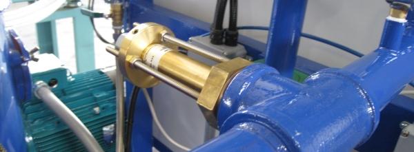 Centrifuge Flow Meter